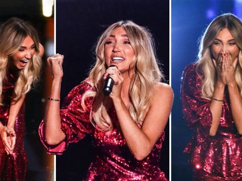 Megan McKenna crowned X Factor: Celebrity winner after epic final