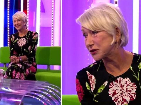 Helen Mirren calls out The One Show after being 'insulted' by Alex Scott with 'feisty' comment