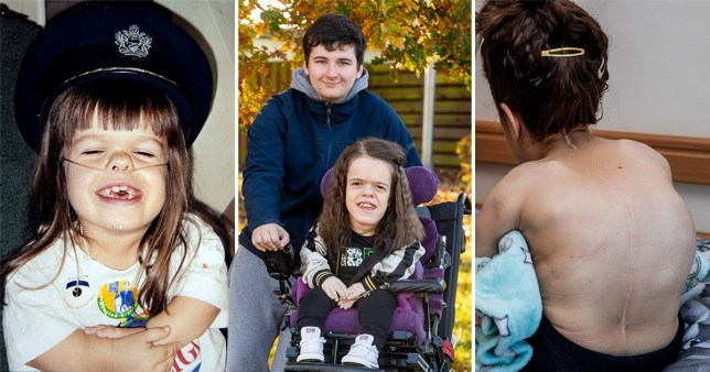 Cori McGuire is terminally ill and has a number of debilitating diseases