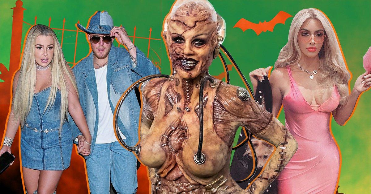 Halloween 2019 best celebrity costumes from Heidi Klum to
