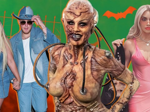 From Heidi Klum's prosthetics to Kim Kardashian being Legally Blonde – the best celeb Halloween costumes of 2019