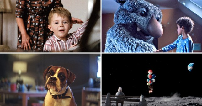 Previous John Lewis Christmas adverts from the past.
