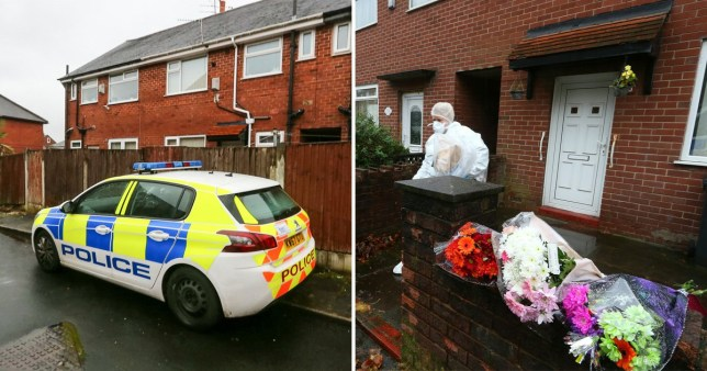 Baby girl death in Bolton