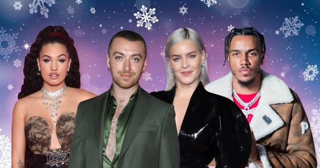 Capital Jingle Bell Ball line-up
