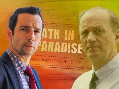 Adrian Edmondson lands special guest role in Death In Paradise as Ralf Little takes over as new star