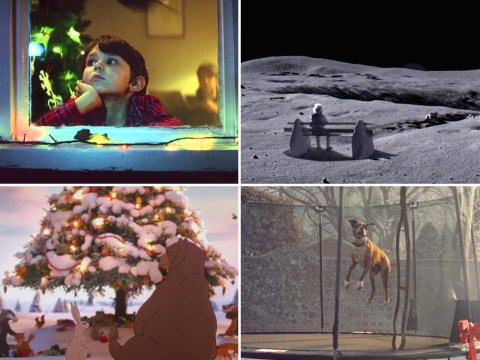 The Bear and The Hare is named best John Lewis Christmas advert of all time in our poll
