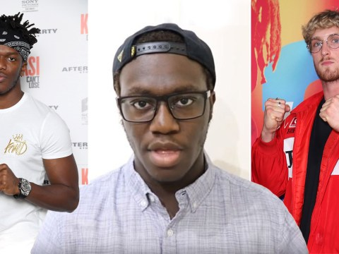 KSI's brother Deji wants in on Logan Paul rematch as brothers appear to settle feud