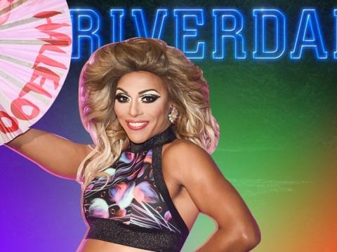 RuPaul's Drag Race star Shangela lands huge new role in Riverdale spin-off –  can we get a halleloo?