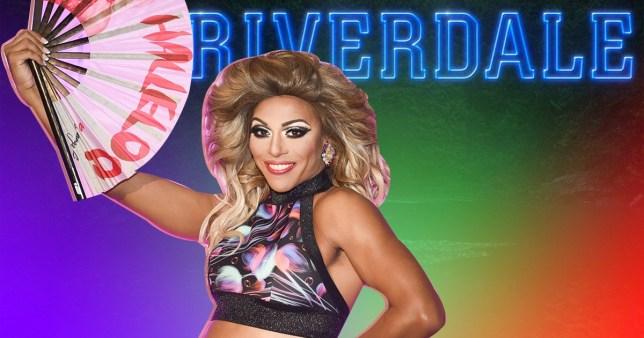 Shangela has landed a role in Riverdale spin-off Katy Keene