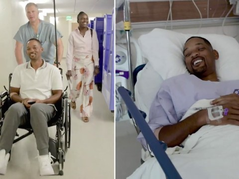 Will Smith reveals 'worst part' about colonoscopy after precancerous polyp was found