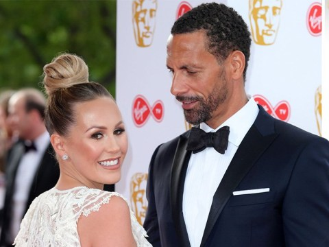 Rio Ferdinand trolled by wife Kate Wright with hilarious throwback on his birthday