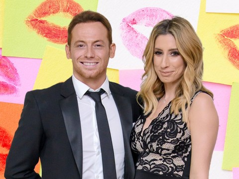 Stacey Solomon had to tell 'extremely flirty' Joe Swash not to kiss women on the lips
