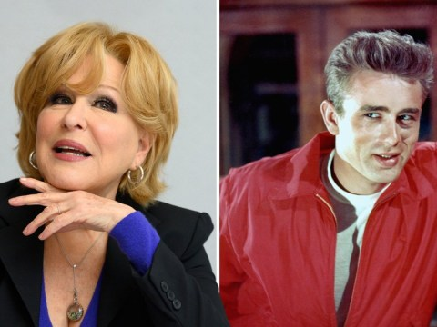 Bette Midler has savage response to casting 'dead white man' James Dean in upcoming movie