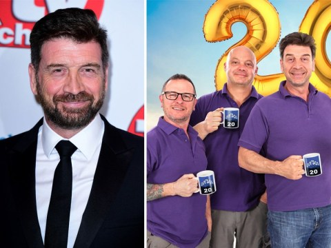 Nick Knowles reveals 'stress' of DIY SOS job led to team 'punch-up' behind-the-scenes