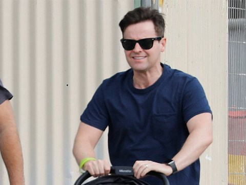 Declan Donnelly and daughter Isla take in Australia ahead of I'm A Celeb return
