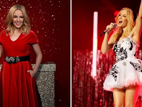 Kylie Minogue to surprise fans with exclusive concert and gifts for new Christmas special