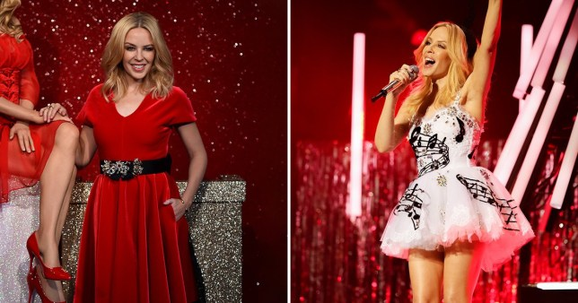 Kylie Minogue Christmas Special
