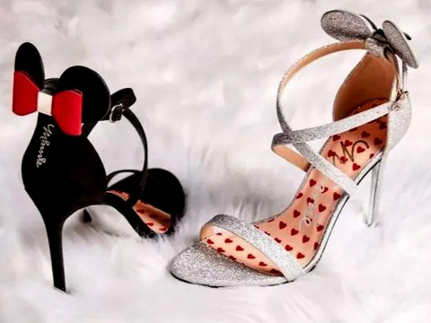 Primark brings back £14 Minnie Mouse heels in two new designs