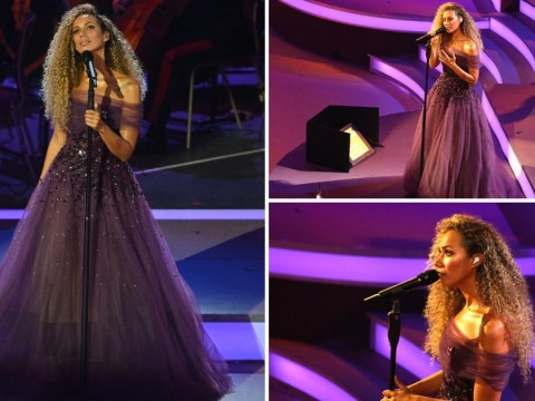 Leona Lewis accused of 'butchering' rendition of Bridge Over Troubled Water at Festival of Remembrance