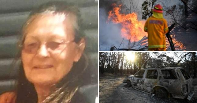 Australia bush fires / Vivian Chaplain