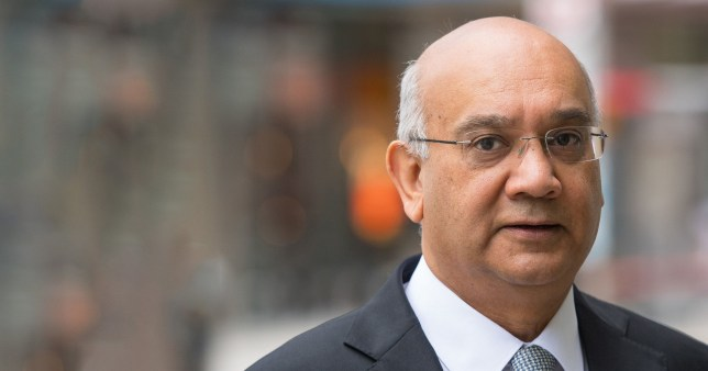 Keith Vaz standing down