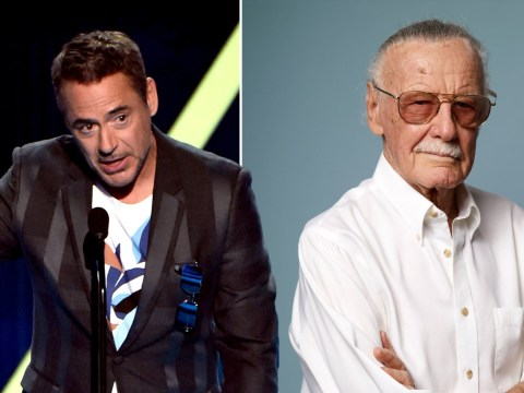 Robert Downey Jr thanks Marvel's 'late great Stan Lee' in People' Choice Awards acceptance speech