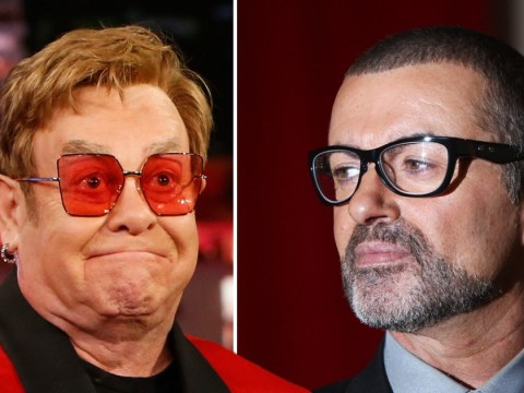 George Michael's sister hits back at Elton John's claims Wham! star was 'uncomfortable' with being gay