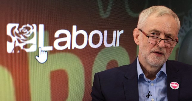 A Labour spokesperson said the cyber attack 'failed' and there was no data breach (Picture: PA)