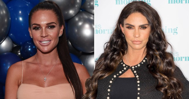 Katie Price wants to 'create her own soft porn app' to steal her 'sex-symbol' crown back from pal Danielle Lloyd