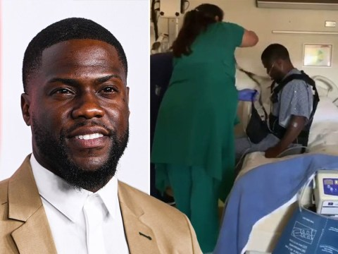 Kevin Hart says horror crash made him a 'different version' of himself after he was left unable to move
