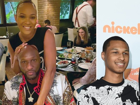 Lamar Odom's son lashes out over Sabrina Parr engagement: 'Family don't approve of her'