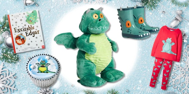 Where to buy John Lewis' Excitable Edgar toy and other merchandise from the Christmas advert