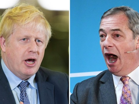 Boris in final desperate effort for election pact with Nigel Farage