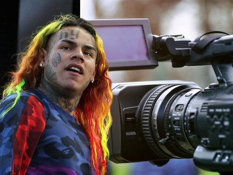 Tekashi 6ix9ine's secret career before rap success revealed and there wasn't a face tattoo in sight