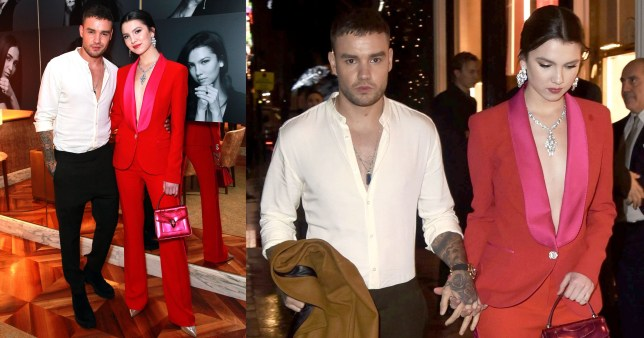 Liam Payne holds hands with Maya Henry on date night after opening up about Cheryl split