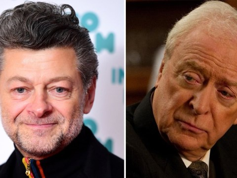 The Batman casts Andy Serkis as Alfred as he follows in Michael Caine's footsteps
