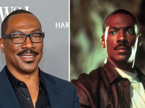 Eddie Murphy to return as Axel Foley with Beverly Hills Cop sequel confirmed for Netflix