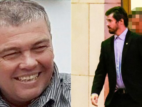 Racing Mercedes and BMW drivers killed Dad on way home from son's graduation