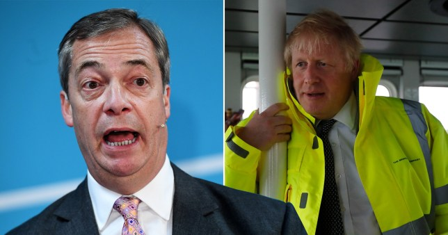 Nigel Farage accused senior Tories of offering jobs to help them win marginal seats