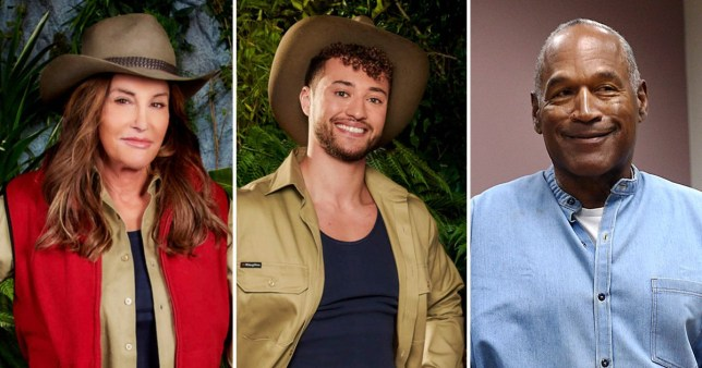 I'm A Celebrity's Myles Stephenson to grill Caitlin Jenner over OJ Simpson murder trial