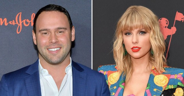 Scooter Braun breaks silence after Taylor Swift's shocking statement