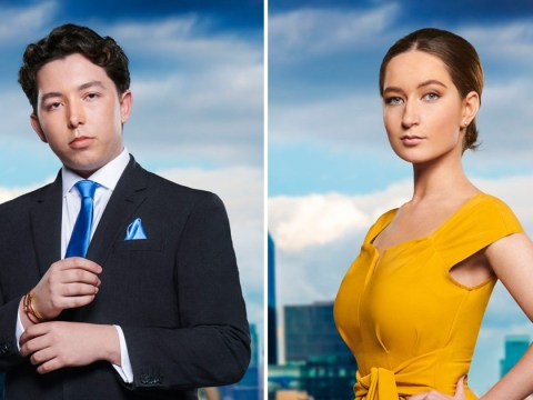 The Apprentice's Lottie Lion calls Ryan-Mark Parsons a 'pathetic brat' after he accuses her of faking messages