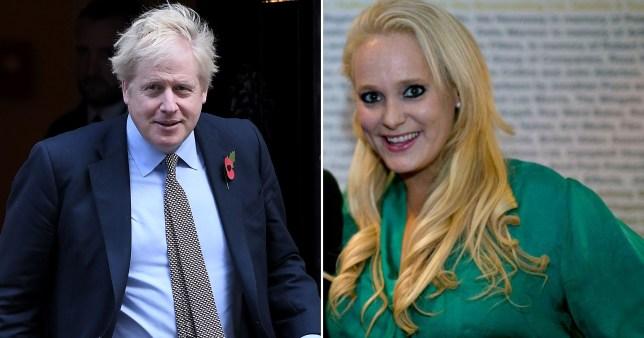 Jennifer Arcuri said she is heartbroken about how Boris Johnson treated he