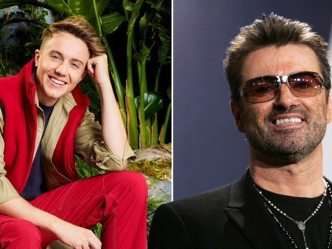 I'm A Celebrity's Roman Kemp promises to do late godfather George Michael proud
