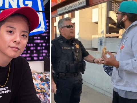 f(x) star Amber Liu apologises for 'ignorant' remarks about black man's arrest by white police officer