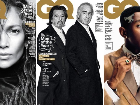 GQ's 'Men of the Year' 2019 have been revealed and we can't get enough of these legends