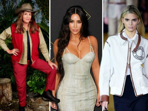 Caitlyn Jenner says the Kardashians know she's on I'm A Celeb – but they have all stayed silent on social media