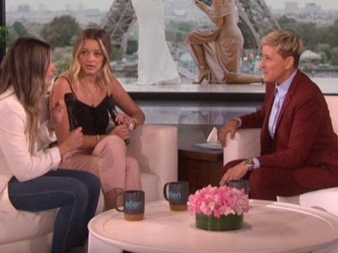 Ellen Degeneres springs surprise on viral gay couple whose parents won't attend wedding