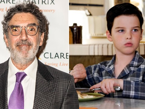 Big Bang Theory creator Chuck Lorre jokes that Russia should help with Young Sheldon's falling ratings