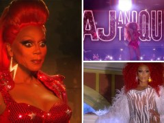 RuPaul leaves us quaking in our boots in new AJ and The Queen trailer